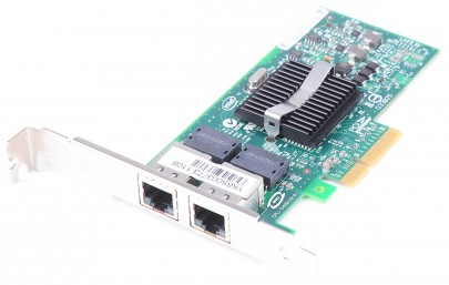 IBM PRO/1000 PT Dual Port Gigabit Server Adapter / Netzwerkkarte PCI-E - 39Y6128