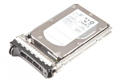 "Dell 400 GB 10K SAS 3.5"" Hot Swap Festplatte - ST3400755SS 0MM407/MM407"