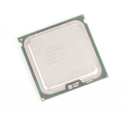 INTEL XEON E5310 SL9XR Quad Core CPU 4x 1.6 GHz / 8 MB L2 / 1066 MHz FSB / Socket 771