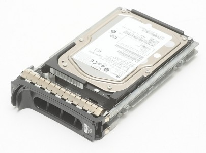"Dell 146 GB 10K SAS 3.5"" Hot Swap Festplatte - 0M8033 / M8033"