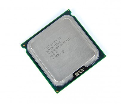 INTEL XEON 5150 SLABM Dual Core CPU 2x 2.66 GHz / 4 MB L2 / 1333 MHz FSB / Socket 771