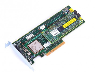 HP Smart Array P400 RAID Controller 256 MB SAS PCI-E 405831-001 - low profile