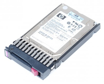 "HP 146 GB Dual Port 15K SAS 2.5"" Hot Swap Hard Drive - 504334-001"