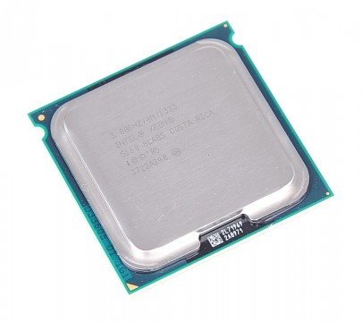 INTEL XEON 5160 SLABS Dual Core CPU 2x 3.0 GHz / 4 MB L2 / 1333 MHz FSB / Socket 771