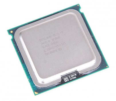 INTEL XEON 5140 SLAGB Dual Core CPU 2x 2.33 GHz / 4 MB L2 / 1333 MHz FSB / Socket 771