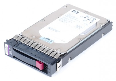 "HP 300 GB 15K SAS 3.5"" Hot Swap Hard Drive - 431944-B21 / 432146-001"