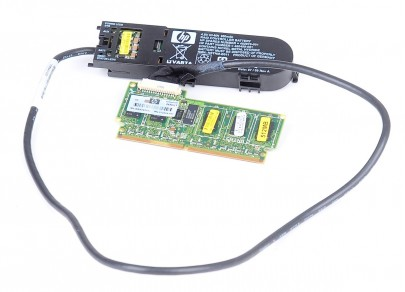 512 MB Cache Module + Akkupack + Cable for Smart Array P410 / P410i -  DL360 / DL380 G6 / G7