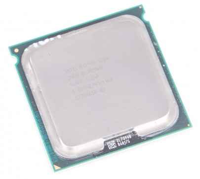 INTEL XEON 5120 SLAGD Dual Core CPU 1.86 GHz / 4 MB L2 / Socket 771 / 1066 MHz FSB