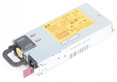 HP 750 Watt Netzteil / Power Supply - DL360 / DL380 G6 / G7, ML350 / ML370 G6, DL370 G6, DL180 G6 - 511778-001