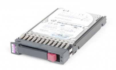 "HP 146 GB 6G Dual Port 15K SAS 2.5"" Hot Swap Hard Drive - 512744-001"