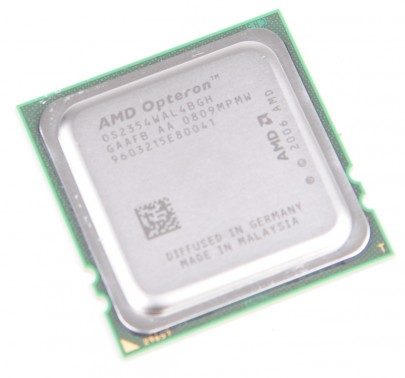 AMD OPTERON 2354 Quad Core CPU OS2354WAL4BGH / 4x 2.2 GHz / 4x 512KB L2 / 2 MB L3 / Socket F