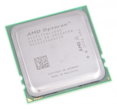 AMD OPTERON 2347 HE Quad Core CPU OS2347PAL4BGH / 4x 1.9 GHz / 4x 512KB L2 / 2 MB L3 / Socket F