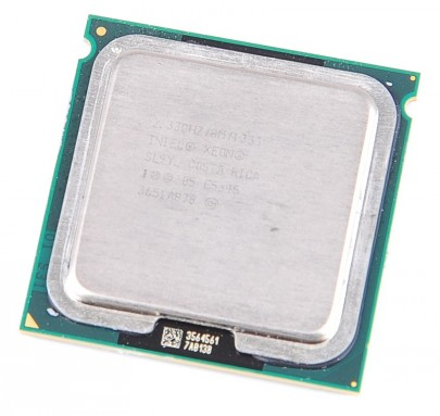 INTEL XEON E5345 SL9YL Quad Core CPU 2.33 GHz / 8 MB L2 / 1333 MHz FSB / Socket 771