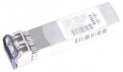 Cisco 4 Gbit/s SFP Mini GBIC Modul SW 850 nm DS-SFP-FC4G-SW
