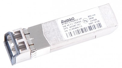 HP 4 Gbit/s SFP Modul / Transceiver - Short Wave, 850 nm - 405287-001 / A7446B