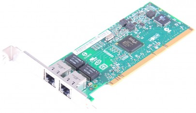 HP Dual Port Gigabit Network Adapter PCI-X A7012-60601 A7012A