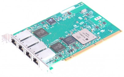 HP AB545A PCI-X Quad Port 1000BASE-T GIGABIT ADAPTER AB545-60001