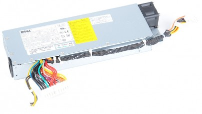 DELL 345 Watt Netzteil / Power Supply - PowerEdge 860, R200 - 0RH744 / RH744