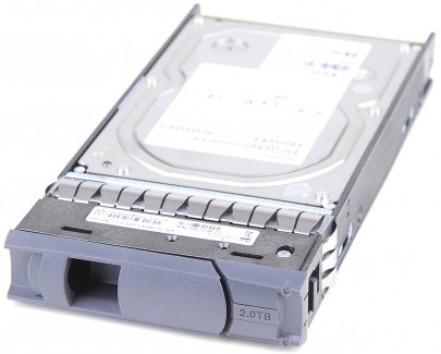 "NetApp 2000 GB / 2 TB 7.2K SATA-to-SAS 3.5"" Hot Swap Festplatte - X306A-R5"