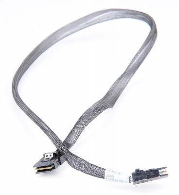 HP mini-SAS Backplane Kabel / Cable - ProLiant DL380 G6 / G7, DL580 / DL585 G7, 80cm - 498426-001 / 493228-006