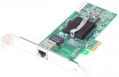 Intel PRO/1000 PT Single Port Gigabit Server Adapter / Netzwerkkarte PCI-E - EXPI9400PT