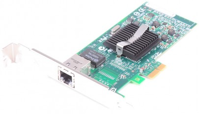 DELL PRO/1000 PT Single Port Gigabit Server Adapter / Netzwerkkarte PCI-E - 0U3867 / U3867
