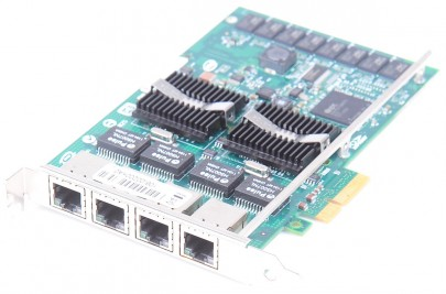 NetApp X1049A-R6 Quad Gigabit Ethernet PCI-E Controller (Copper) 106-00200+A0