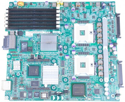 Dell BladeServer Mainboard PowerEdge 1855 0MJ359 / MJ359
