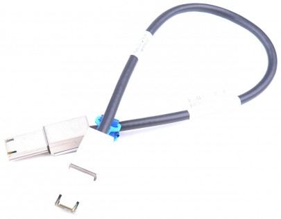 HP extern SAS-Kabel / external mini-SAS Cable - SFF-8088 to SFF-8088, 0.5m - 408765-001