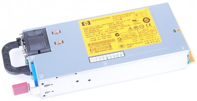 HP 750 Watt Netzteil / Power Supply - DL360 / DL380 G6 / G7, ML350 / ML370 G6, DL370 G6, DL180 G6 - 599383-001