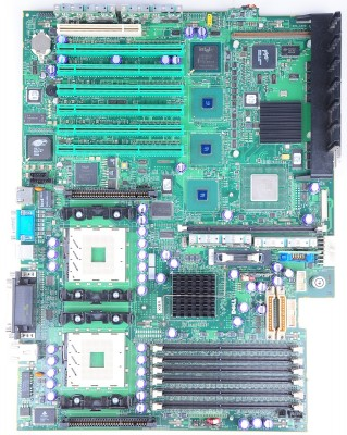 Dell 01H634 / 1H634 Poweredge 2600 Server System Board Motherboard