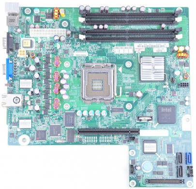 Dell 0TY019 / TY019 Poweredge R200 System Board / Mainboard