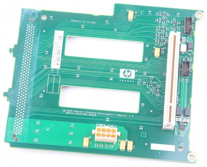HP Pass Thru Media Board DL580 G4 410190-001