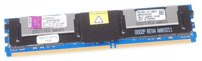 Kingston RAM Modul PC2-5300F 4 GB 2Rx4 DDR2 FB-DIMM ECC