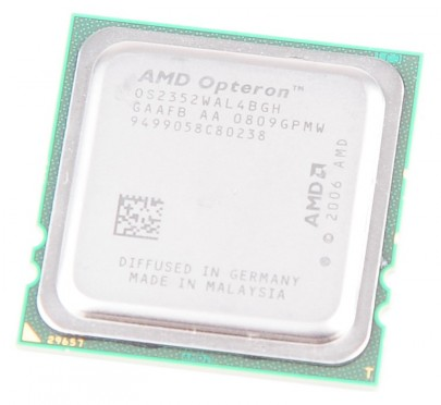 AMD OPTERON 2352 Quad Core OS2352WAL4BGH / 4x 2.1 GHz / 2 MB L3 / Socket F