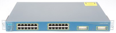Cisco Catalyst WS-C3550-24-EMI 3550 Switch 24 Port