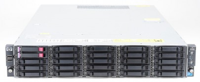 HP ProLiant SE326M1 Storage Server 2x Xeon X5550 Quad Core 2.67 GHz, 16 GB RAM, 292 GB SAS