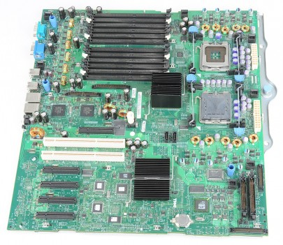 Dell PowerEdge 2900 Server Mainboard / System Board 0J7551/J7551
