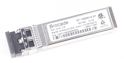Brocade 57-1000117-01 8 Gbit/s FC 850 nm SFP Transceiver