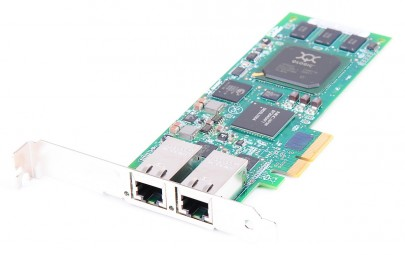 QLogic QLE4062C iSCSI 1 Gbit/s Dual Port Copper PCI-E