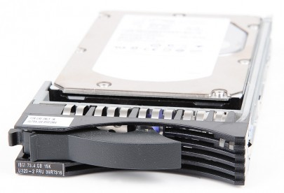 "IBM 73.4 GB 15K U320 SCSI 3.5"" Hot Swap Festplatte - 39R7316"