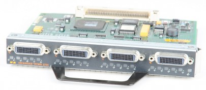 Cisco Enhanced Fast Serial Modul für 7000 7200 Serie