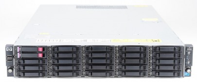 HP ProLiant SE326M1 Storage Server 2x Xeon L5520 Quad Core 2.27 GHz, 16 GB RAM, 2x 146 GB SAS