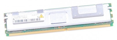 Qimonda 2 GB RAM Modul PC2-5300F FB-DIMM ECC 2Rx8 667