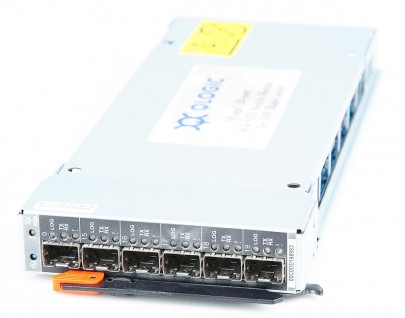 IBM / QLogic 20 Port 4 Gbit/s SAN Switch Module 43W6725 / 46C7010