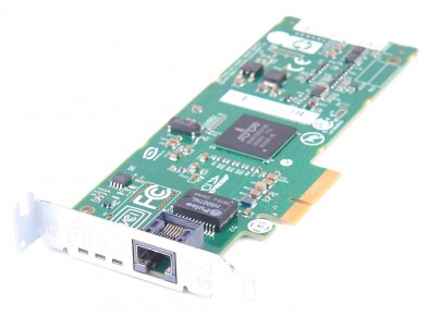 HP NC373T Gigabit Server Adapter 10/100/1000 Mbit/s Netzwerkkarte PCI-E 395861-001 low profile