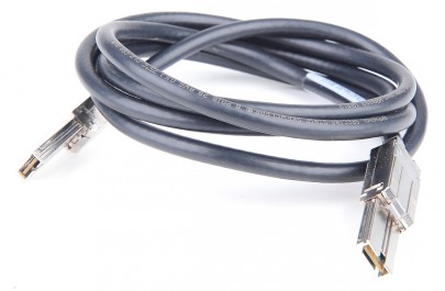 HP extern SAS-Kabel / external mini-SAS Cable - SFF-8088 to SFF-8088, 2m - 408767-001