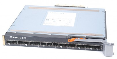 Dell /  Emulex 4 Gbit/s Fibre Channel Pass-through Modul für Poweredge M1000e 0UN328 / UN328