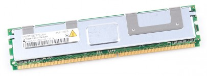 Qimonda RAM Module FB-DIMM 8 GB PC2-5300F ECC 2Rx4