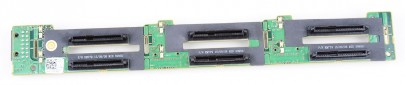 "Dell PowerEdge R610 6x 2.5"" SAS / SATA Backplane 0D109N / D109N"